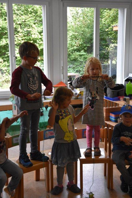 Kennenlernen im kindergarten