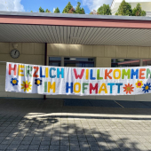 Schulstart Hofmatt (1)