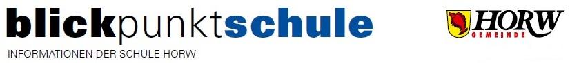 Logo Blickpunkt Schule